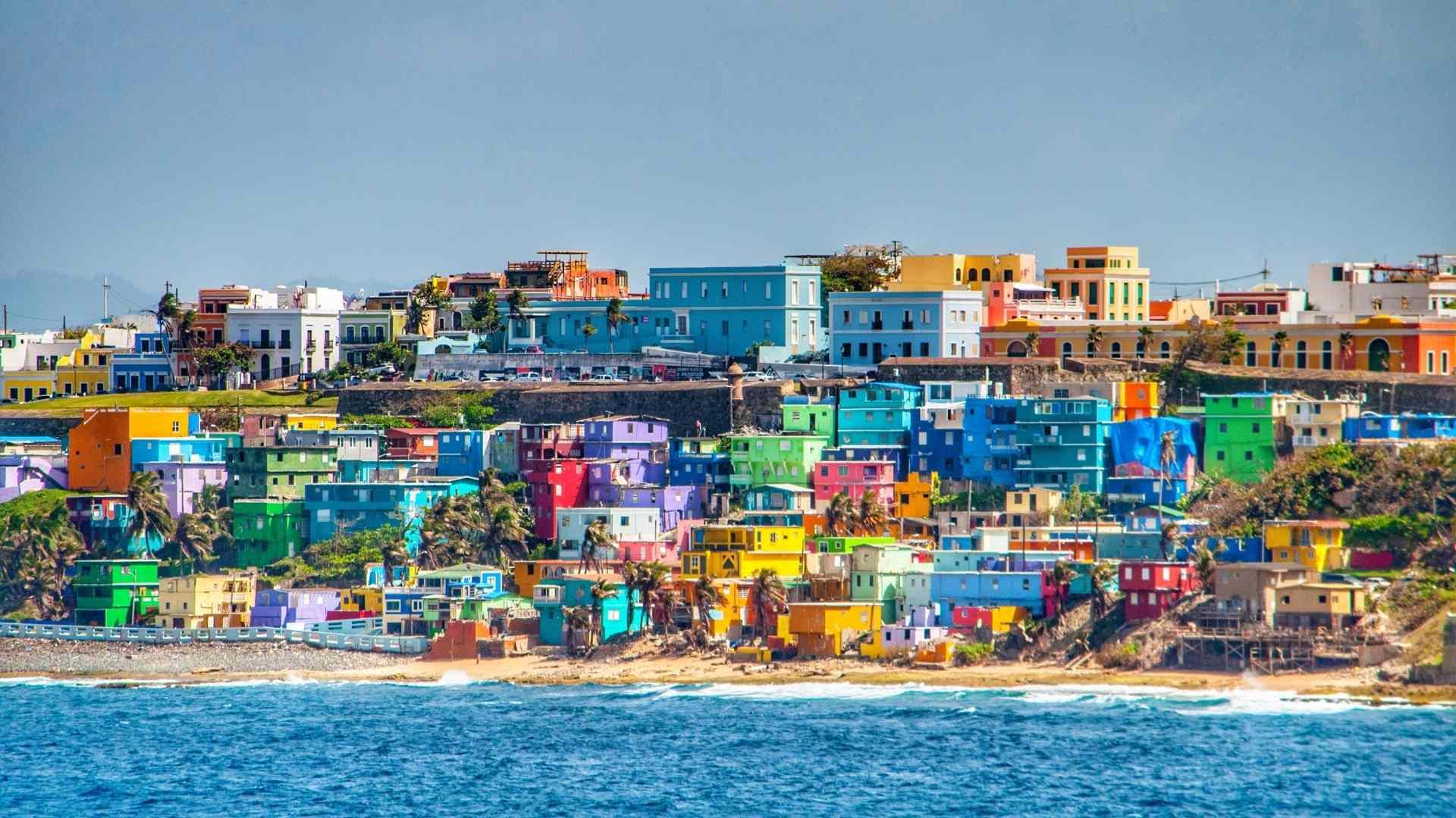 Puerto Rico cruise port