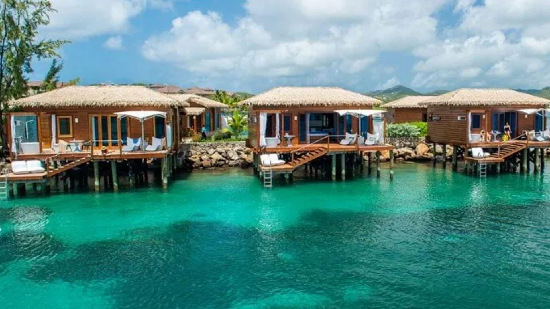 Sandals Grande St Lucian Overwater Bungalow