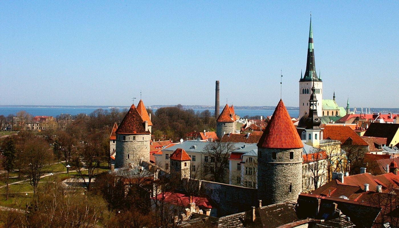 Tallinn Estonia cruise port