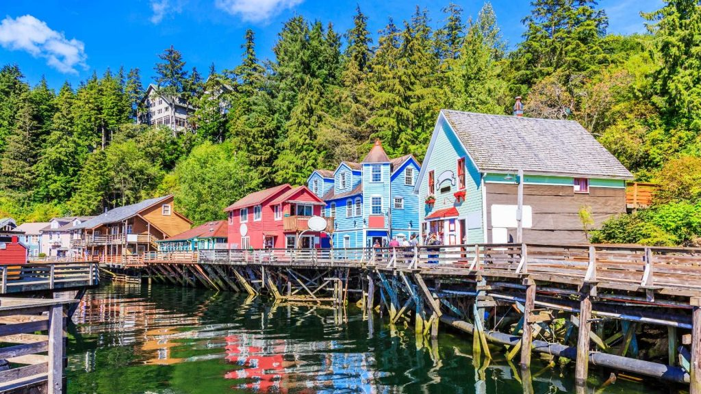 Things to do in Ketchikan Alaska