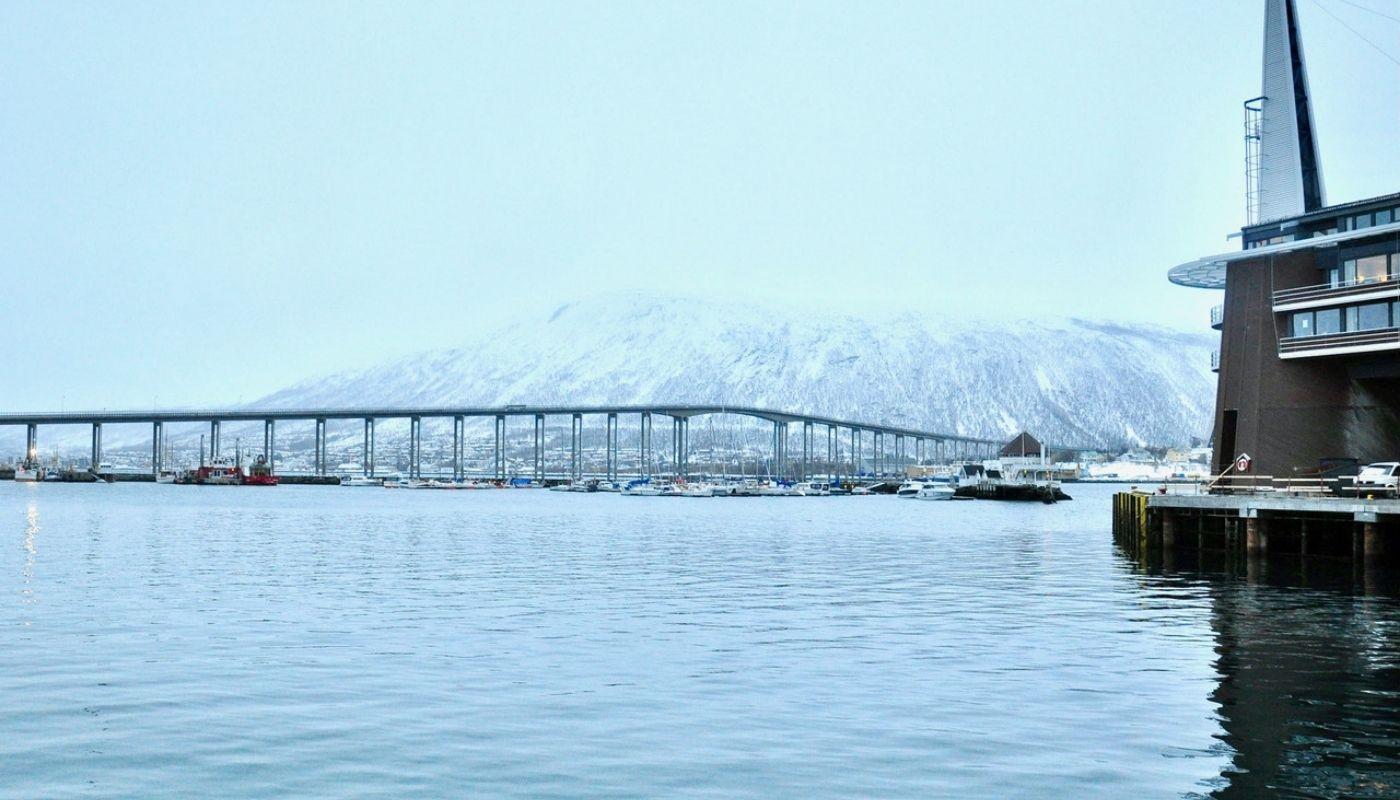 Tromso Norway cruise port