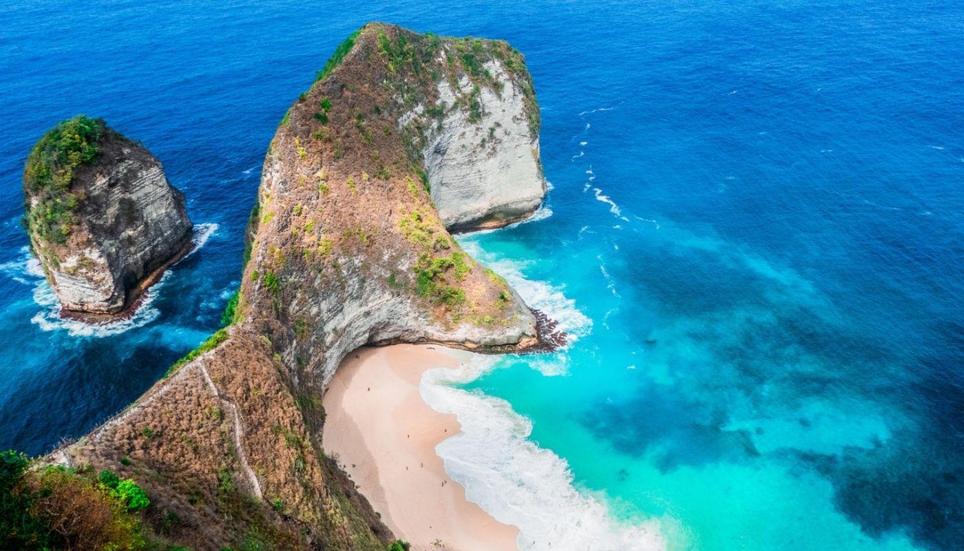 beautiful Nusa Penida hike