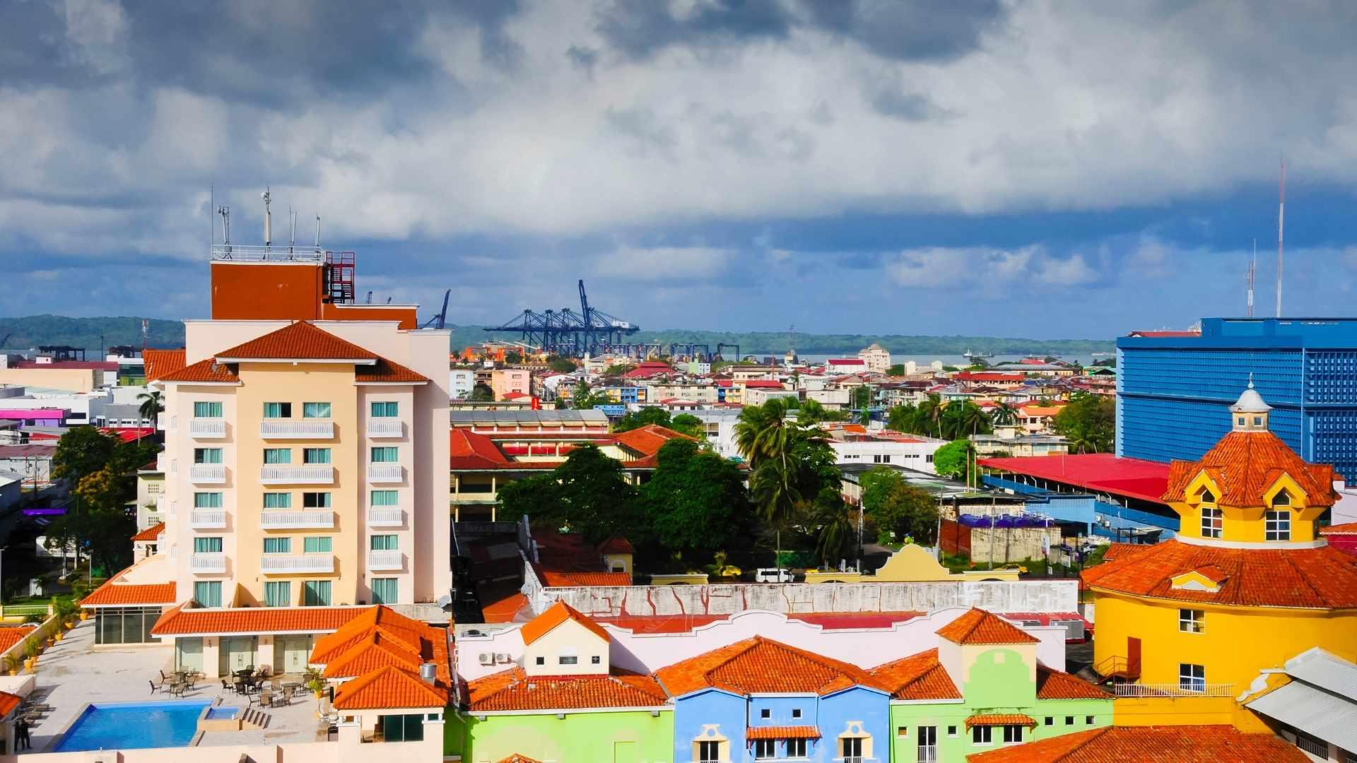 cruise port Colon Panama