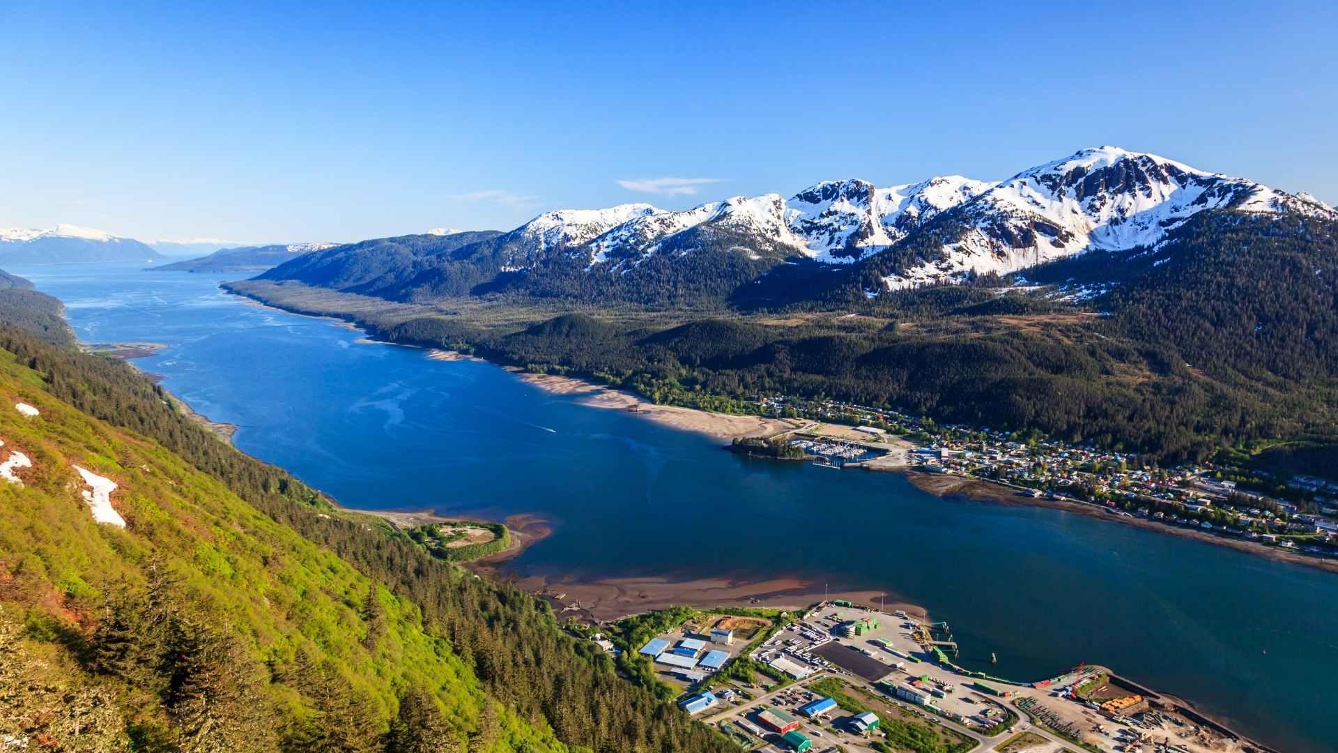 cruising to Alaska Juneau