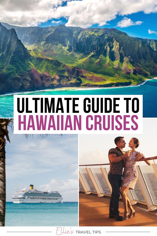 hawaiian island cruises pin