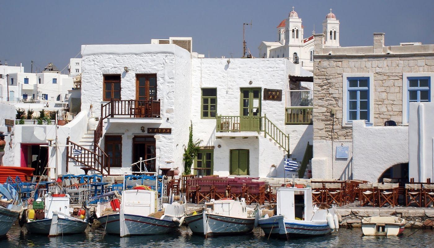 hotels in paros island