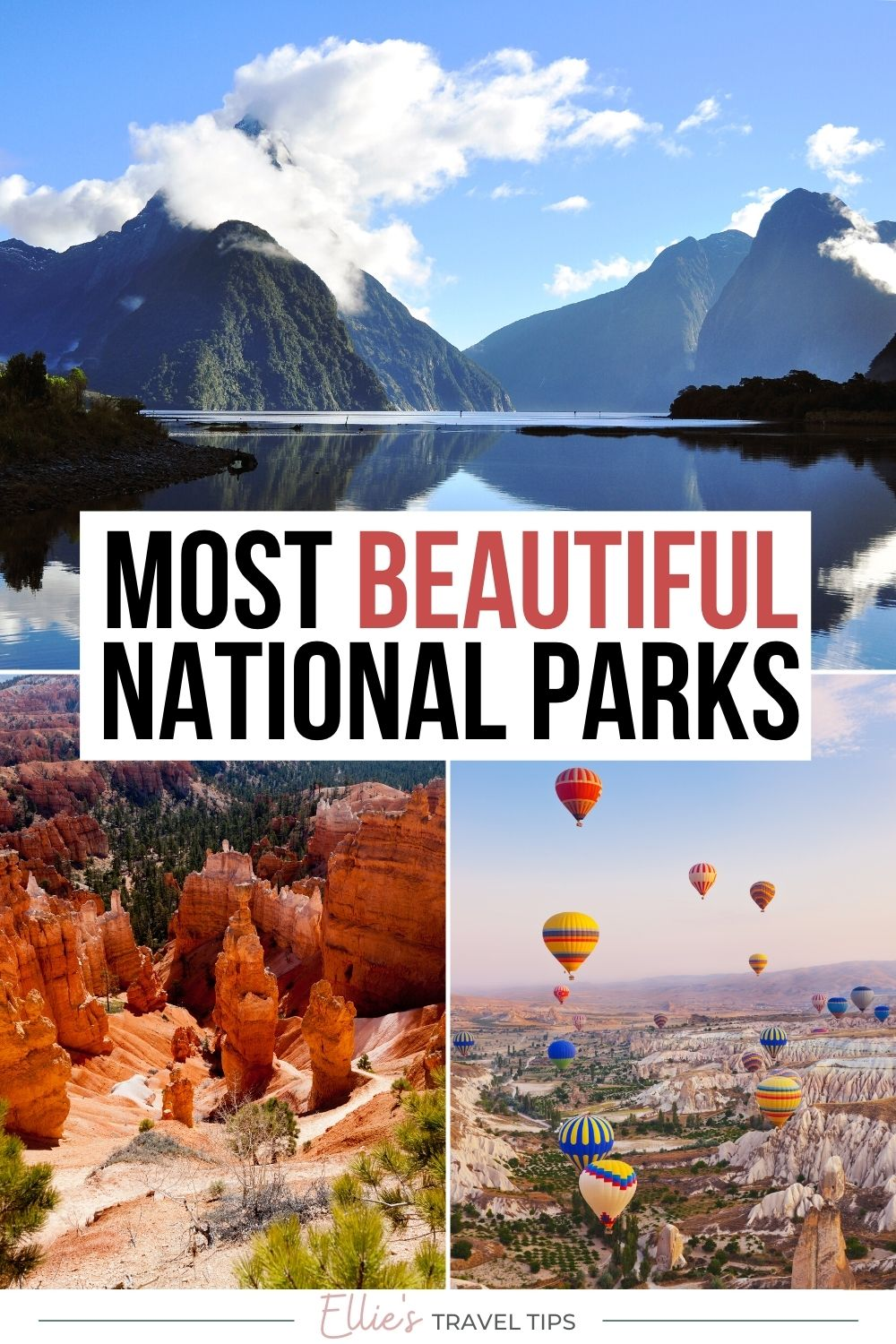 most beautiful national parks around the world