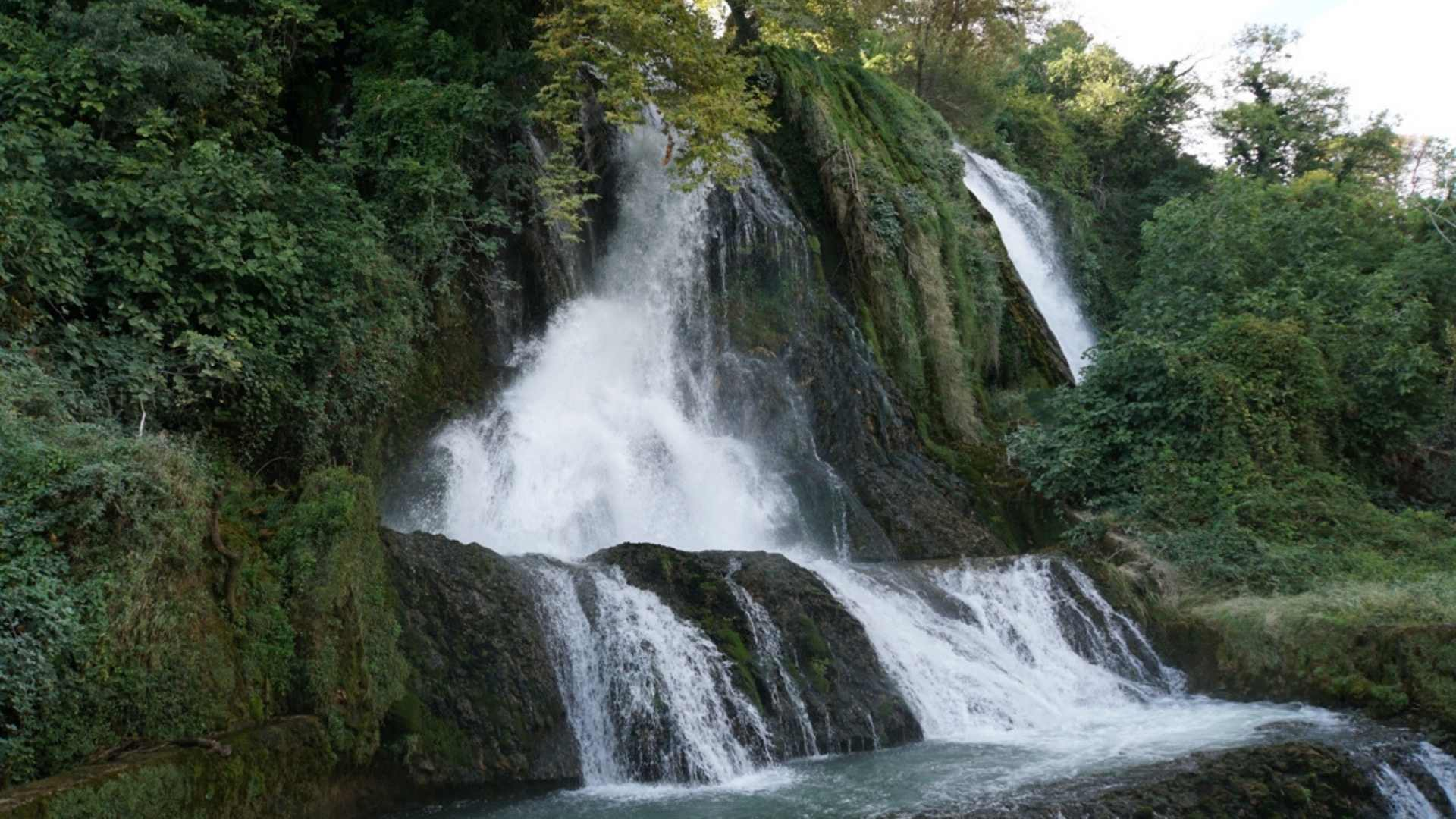 most beautiful waterfalls in the world Edessa Waterfall, Greece