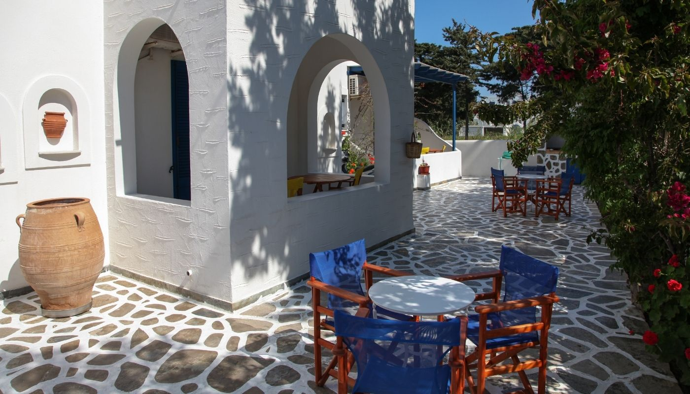 paros attractions
