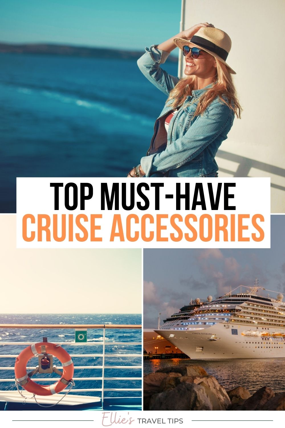top must have cruise accessories