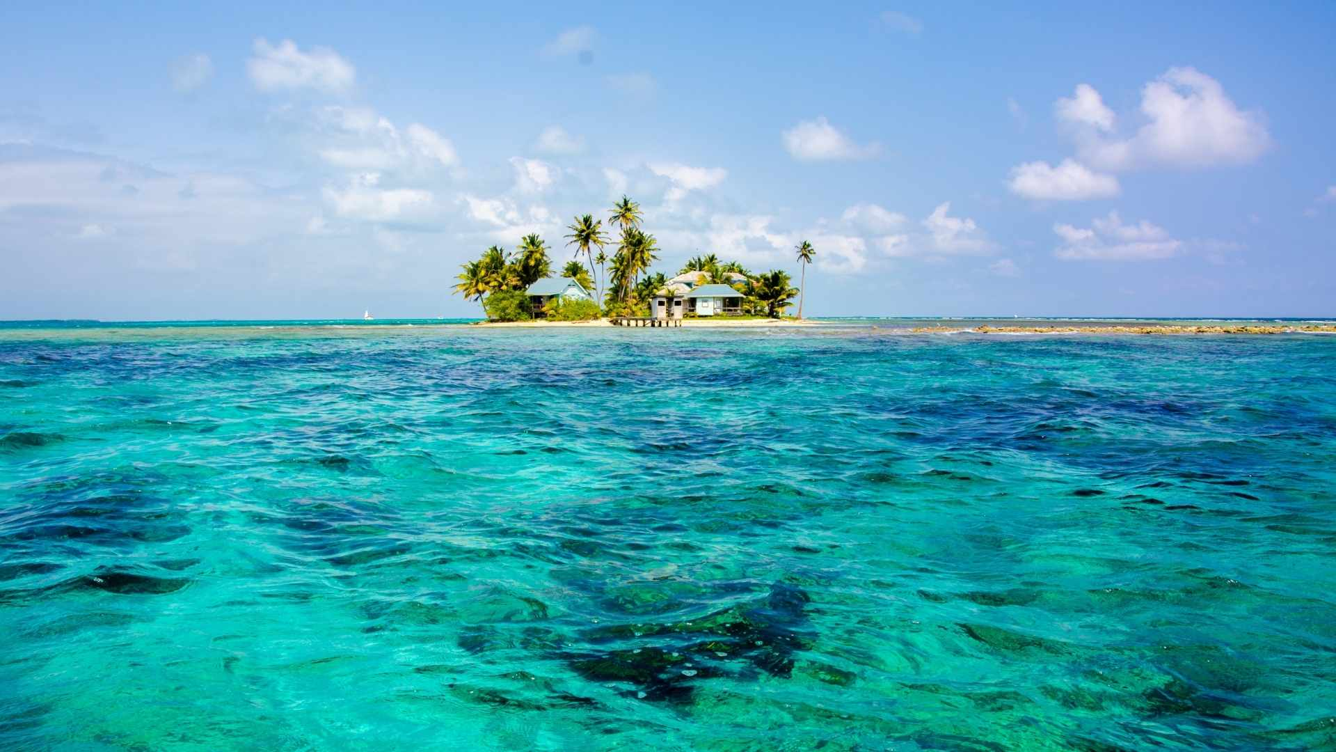 Belize overwater bungalows