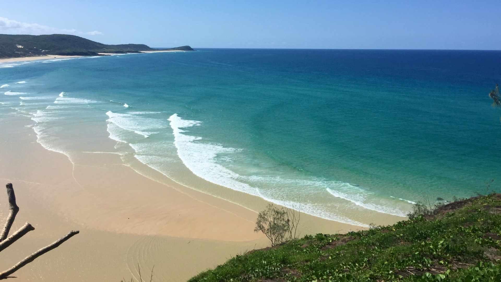 Frasier Island, Australia beautiful islands