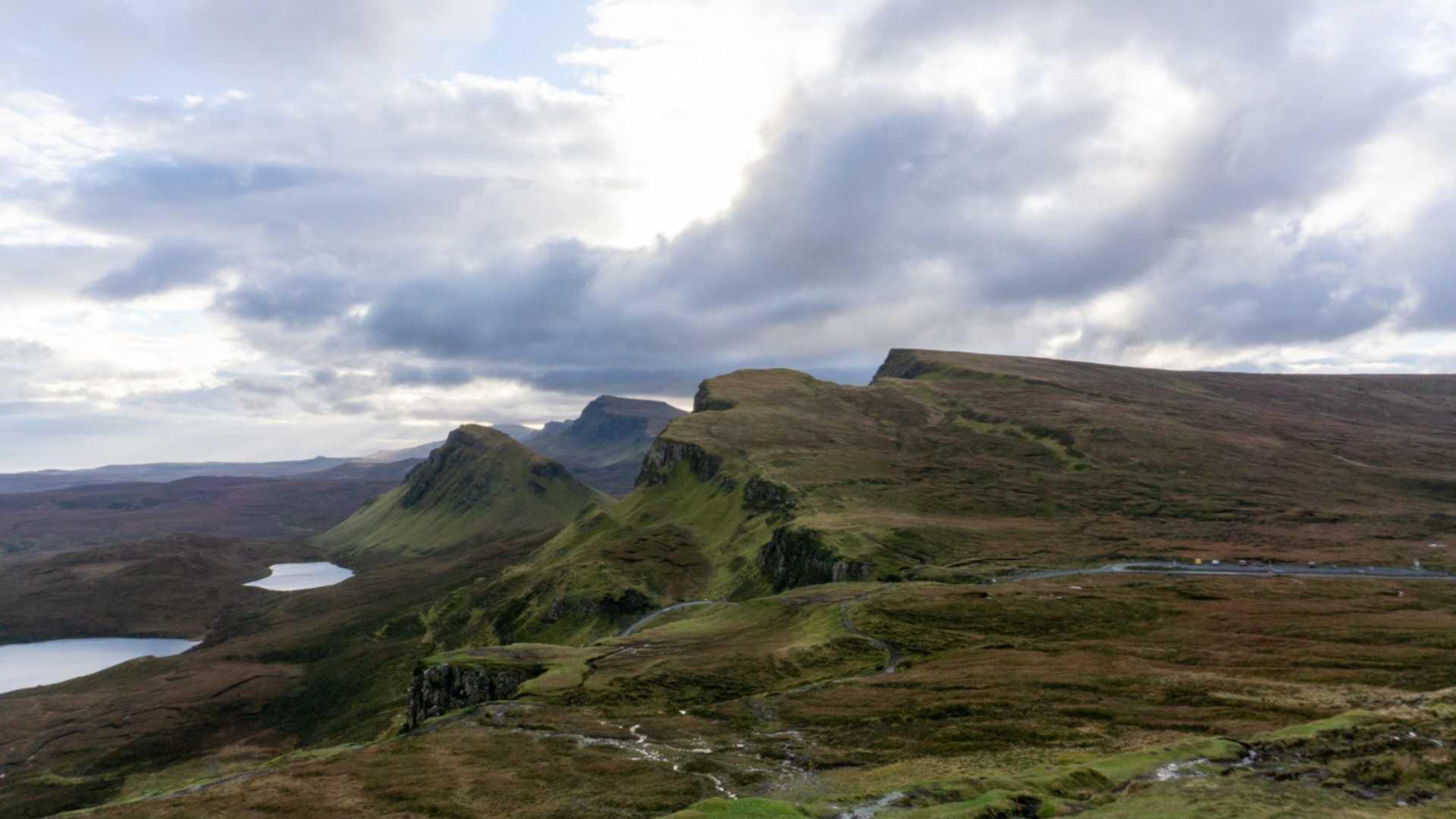 Isle of Skye - pretty islands