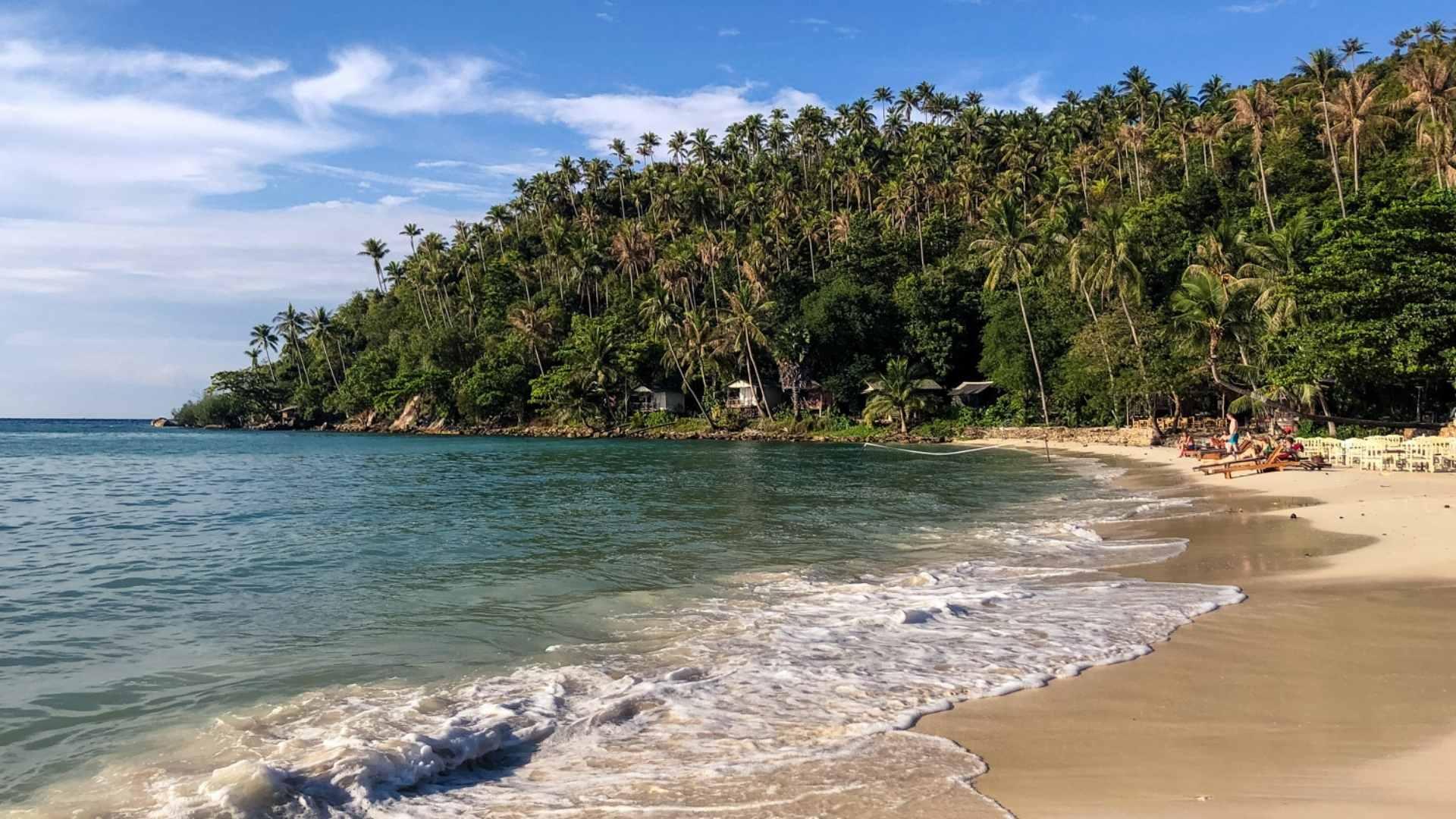 Koh Phangan, Thailand - scenic islands