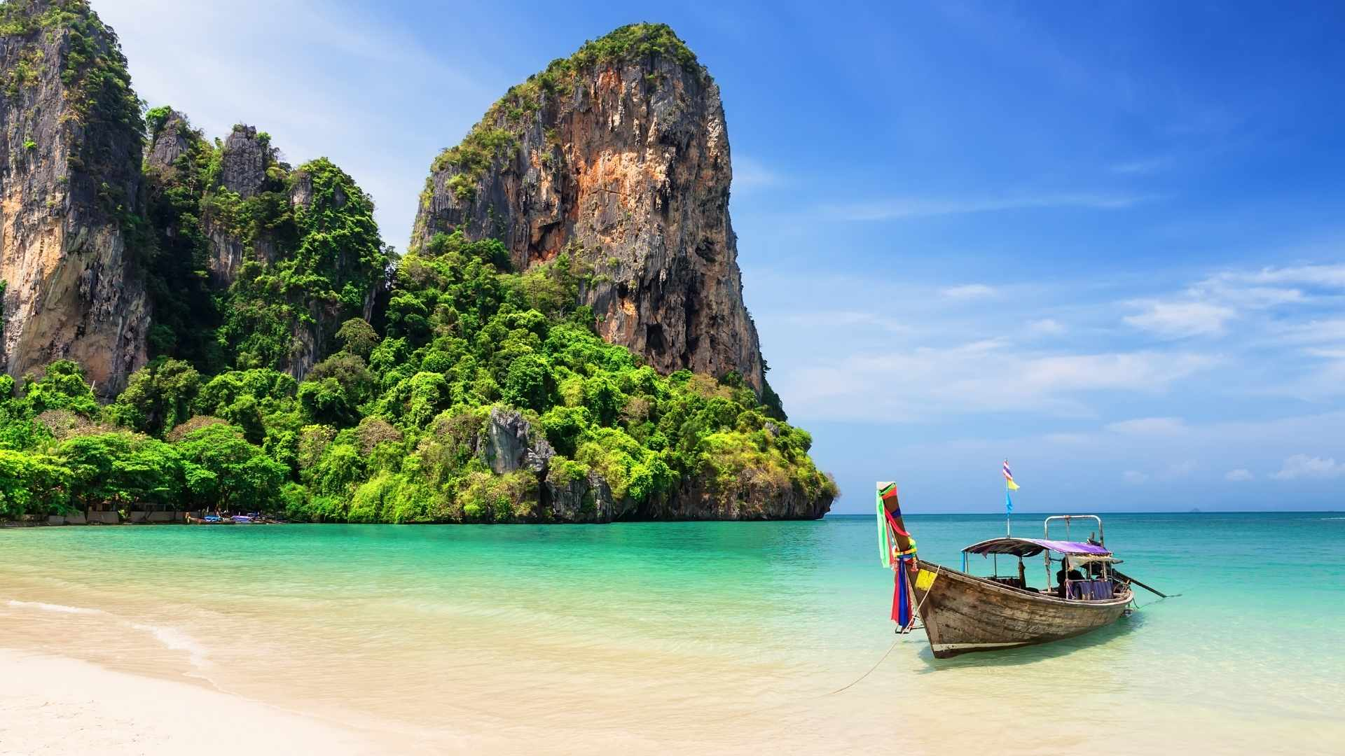 Phuket, Thailand - most scenic islands in the world