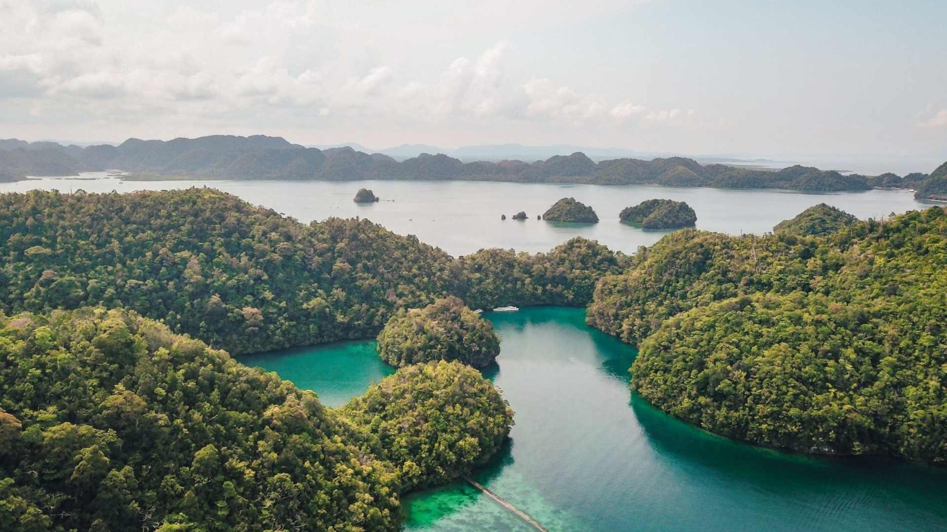 Siargao Island, the Philippines - beautiful islands