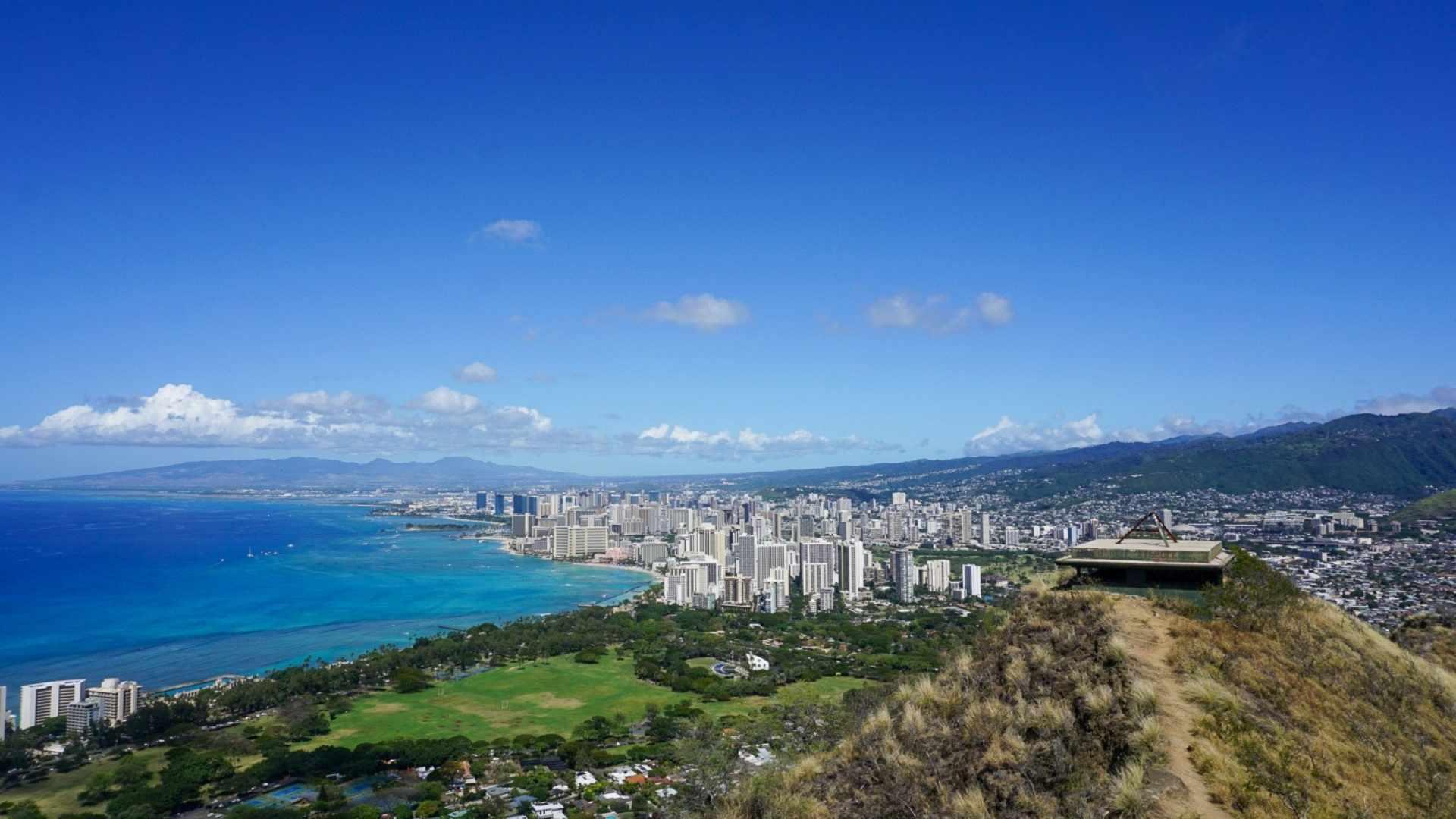 beautiful Oahu Hawaii