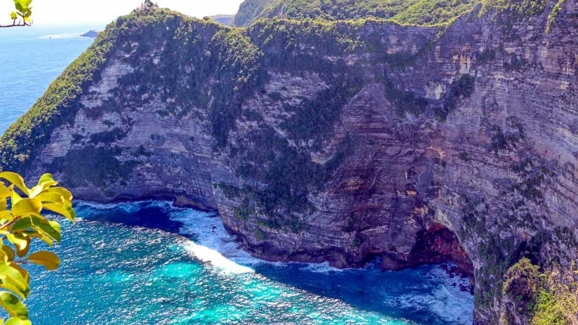 beautiful island Nusa Penida, Indonesia