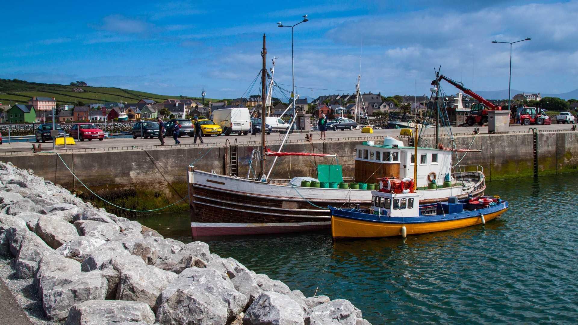 beautiful islands Ireland