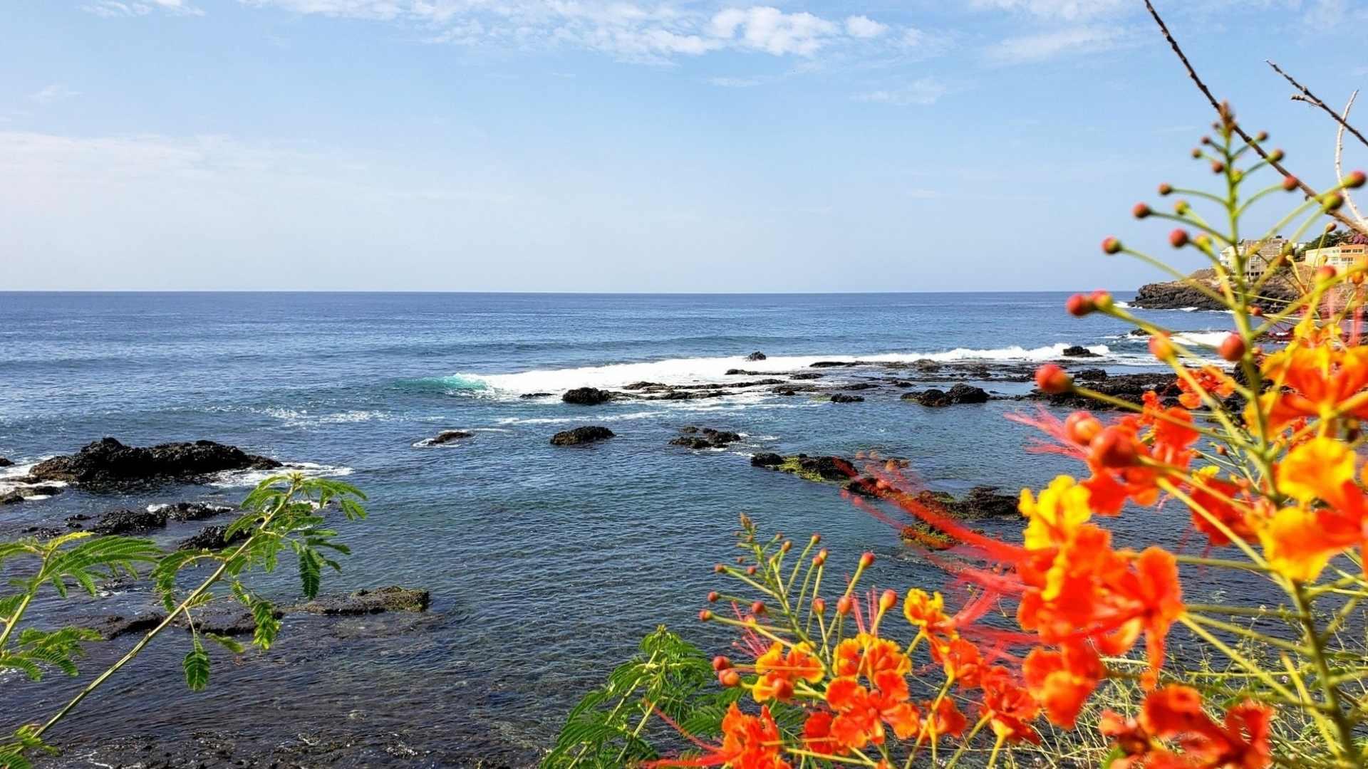 beautiful islands Santiago Cape Verde
