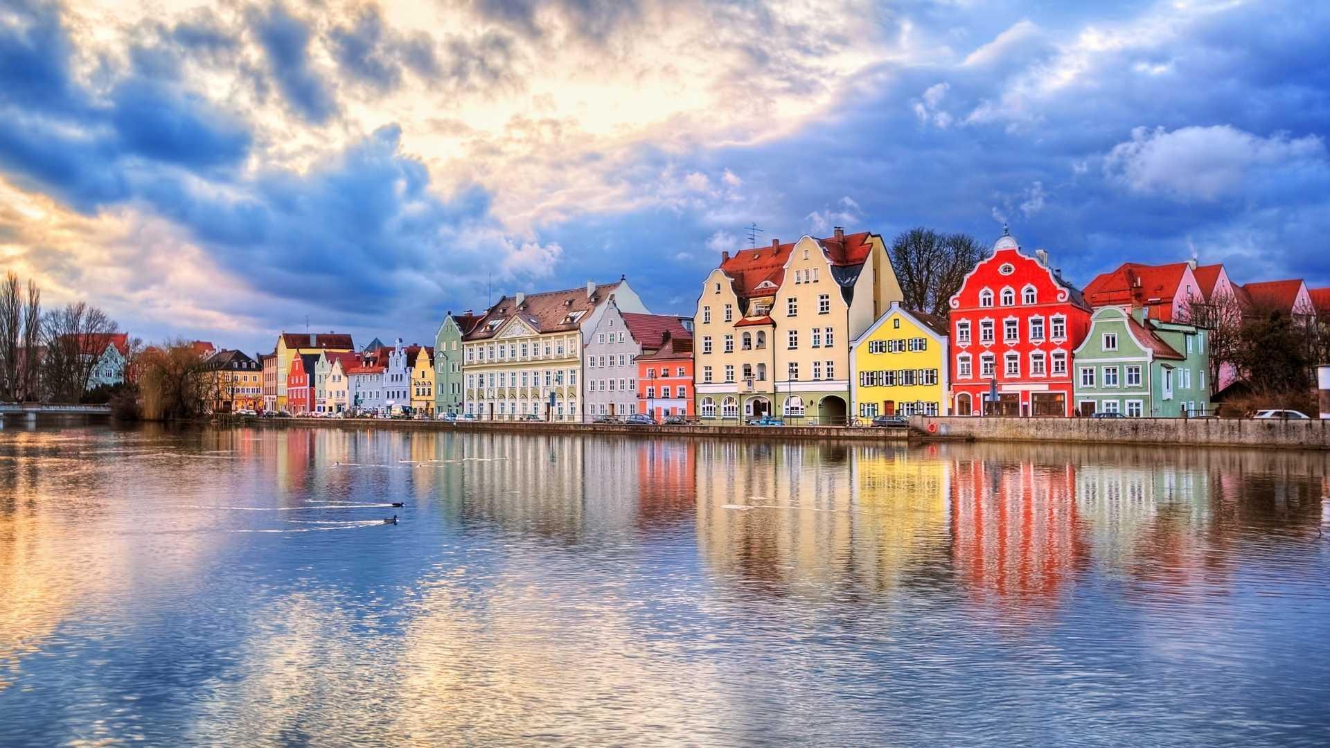 Danube River Cruise Munich