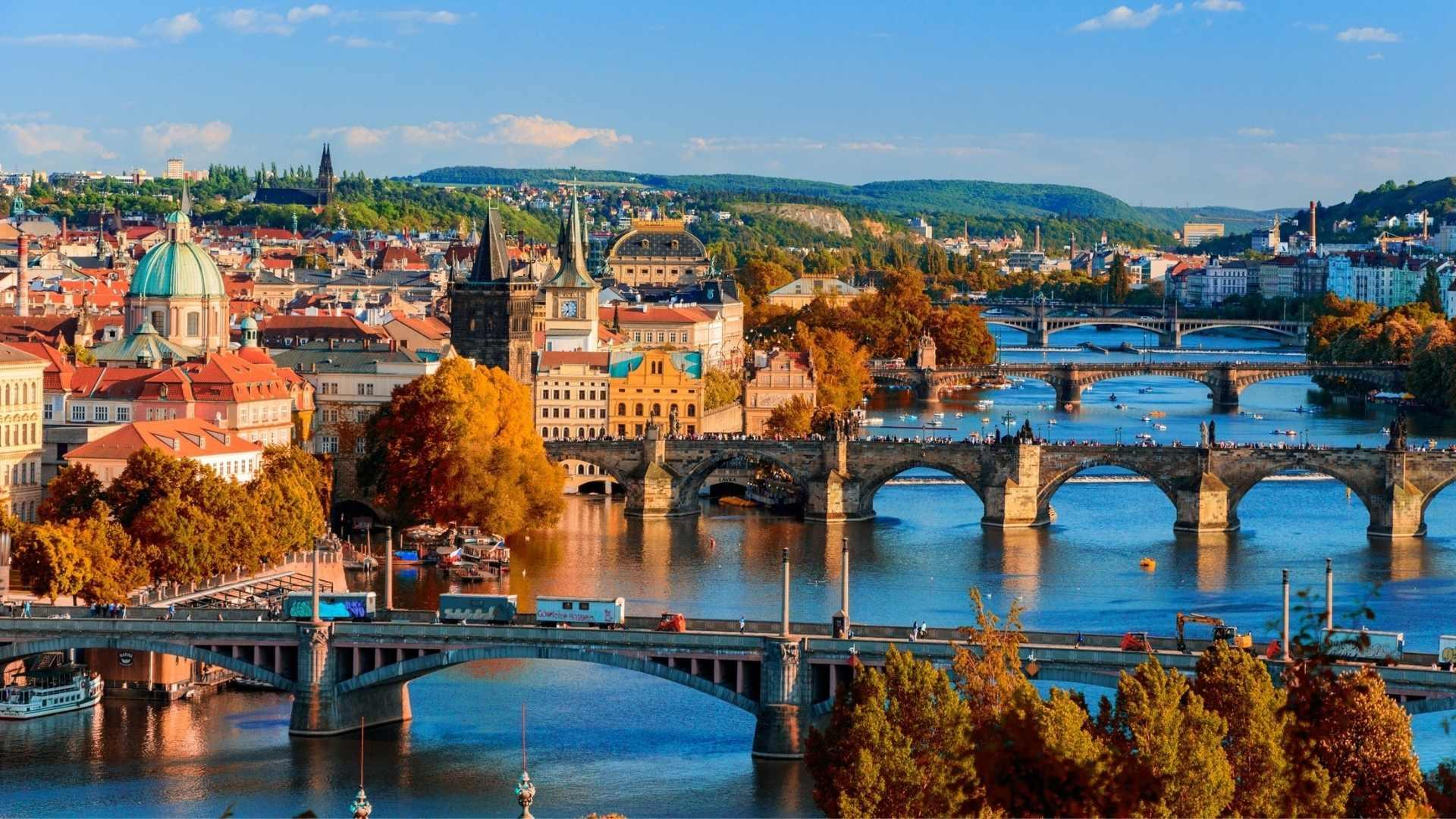 Danube River Cruise Prague