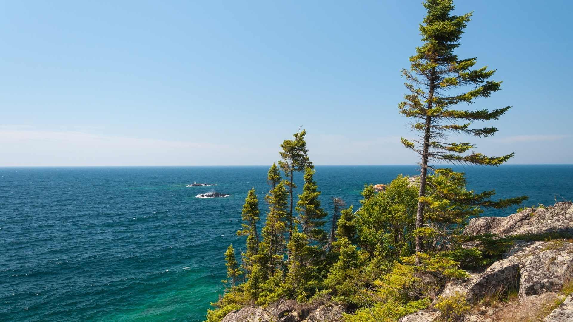 Great Lakes Cruise itinerary